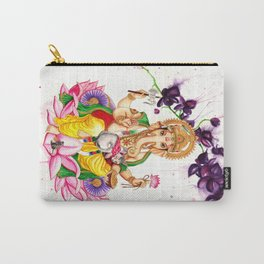 Ganesha and Candy Carry-All Pouch