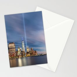 Tribute in Lights Stationery Cards