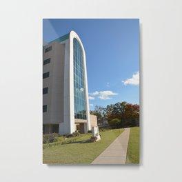 Northeastern State University - The W. Roger Webb IT Building, No. 5 Metal Print