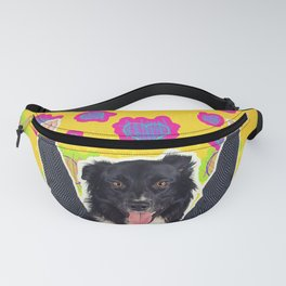 doghead Fanny Pack