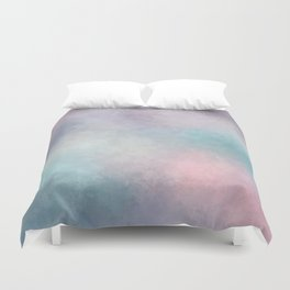 Dreaming in Pastels Duvet Cover