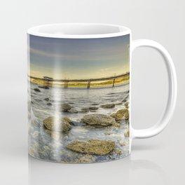 A Rocky Sunset Coffee Mug