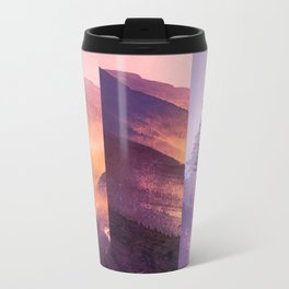 Fraction Metal Travel Mug