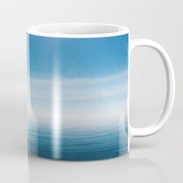 sky meets lake Coffee Mug