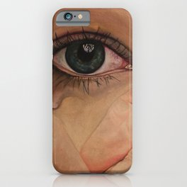 A Mother's Sorry iPhone Case
