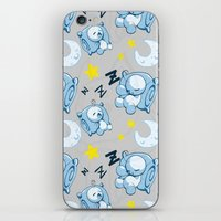 cryaotic iPhone & iPod Skins featuring Cryaotic Pj Pants Design by xWishCraftx/Mischakins