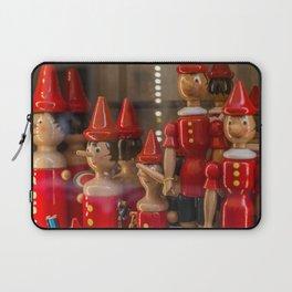 Pinocchio Laptop Sleeve