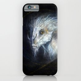 Ghost Equinus iPhone Case