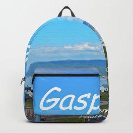 Sainte-Anne-des-Monts, Gaspésie Backpack