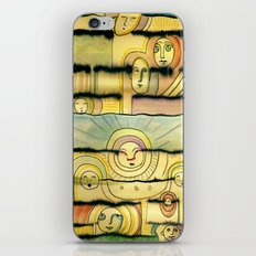 Through the Night iPhone & iPod Skin