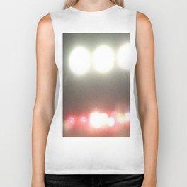 Abstracte Light Art in the Dark Version 39 Biker Tank