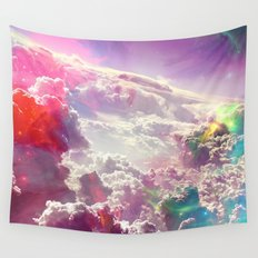 Clouds #galaxy Wall Tapestry