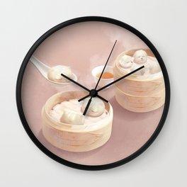 Dim Sum Wall Clock