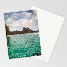 Bora Bora Tahiti, Take Me on a Jet Ski Stationery Cards