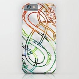 Midgard Serpent iPhone Case
