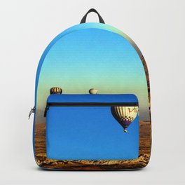 Hot Air Balloons (Color) Backpack