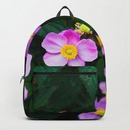 flowers c Backpack