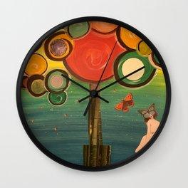 Alicia Wall Clock