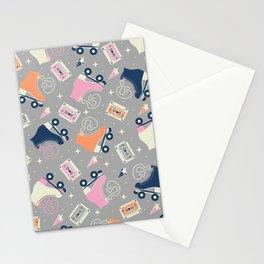 Roller skates 005 Stationery Cards