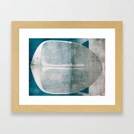 Mola Mola 3 Framed Art Print