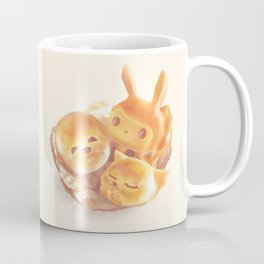 The Soul of the Bread Coffee Mug