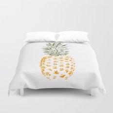 Pineapple I Duvet Cover
