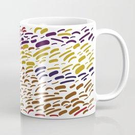 Italian Evening - Abstract Coffee Mug