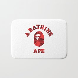a bathing ape Bath Mat