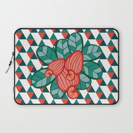 Geometric Cashew Pattern 1 Laptop Sleeve
