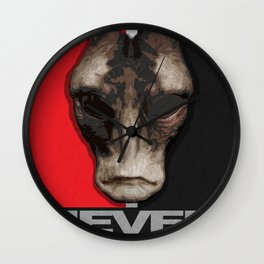NEVER FORGET - Mordin Solus- Mass Effect Wall Clock