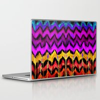 navajo Laptop & iPad Skins featuring Navajo Haven by Holly Sharpe