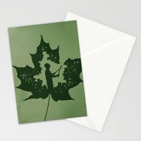 A New Leaf Stationery Cards