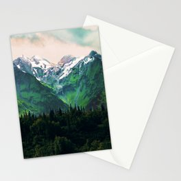 Escaping from woodland heights IV Stationery Cards