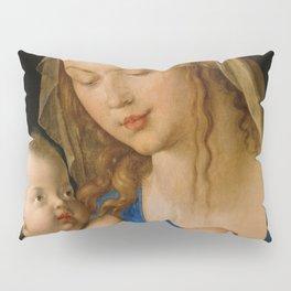 Virgin with the Pear by Albrecht Durer Pillow Sham
