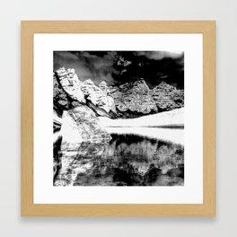 Berg Framed Art Print