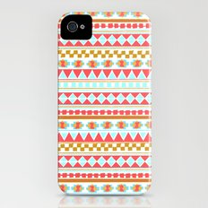 NAVAJO PATTERN iPhone (4, 4s) Slim Case