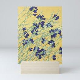Smoke Tree Bloom Mini Art Print