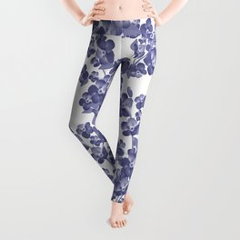 Floral pattern 14 Leggings