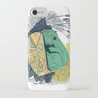 beaver iPhone & iPod Cases featuring The Beaver by Dushan Milic