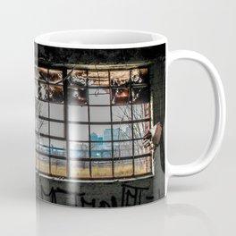 Distant Skyline Coffee Mug