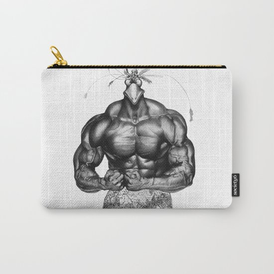 strong cock Carry-All Pouch