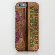 Dionysus Vineyards iPhone 6s Slim Case