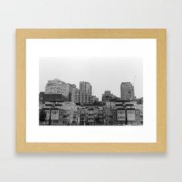 SL Framed Art Print