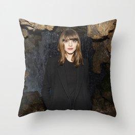 Wassup, Sherlock? Throw Pillow
