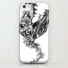 Jurassic Bloom - The Rex.  Slim Case iPhone 5c
