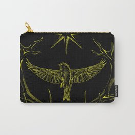Vespertina Logo Carry-All Pouch