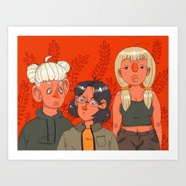 064 Art Print