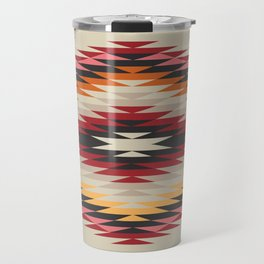 American Native Pattern No. 178 Travel Mug