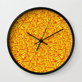 ConquiSwacht Wall Clock