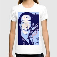 dali T-shirts featuring Dali  by old opps